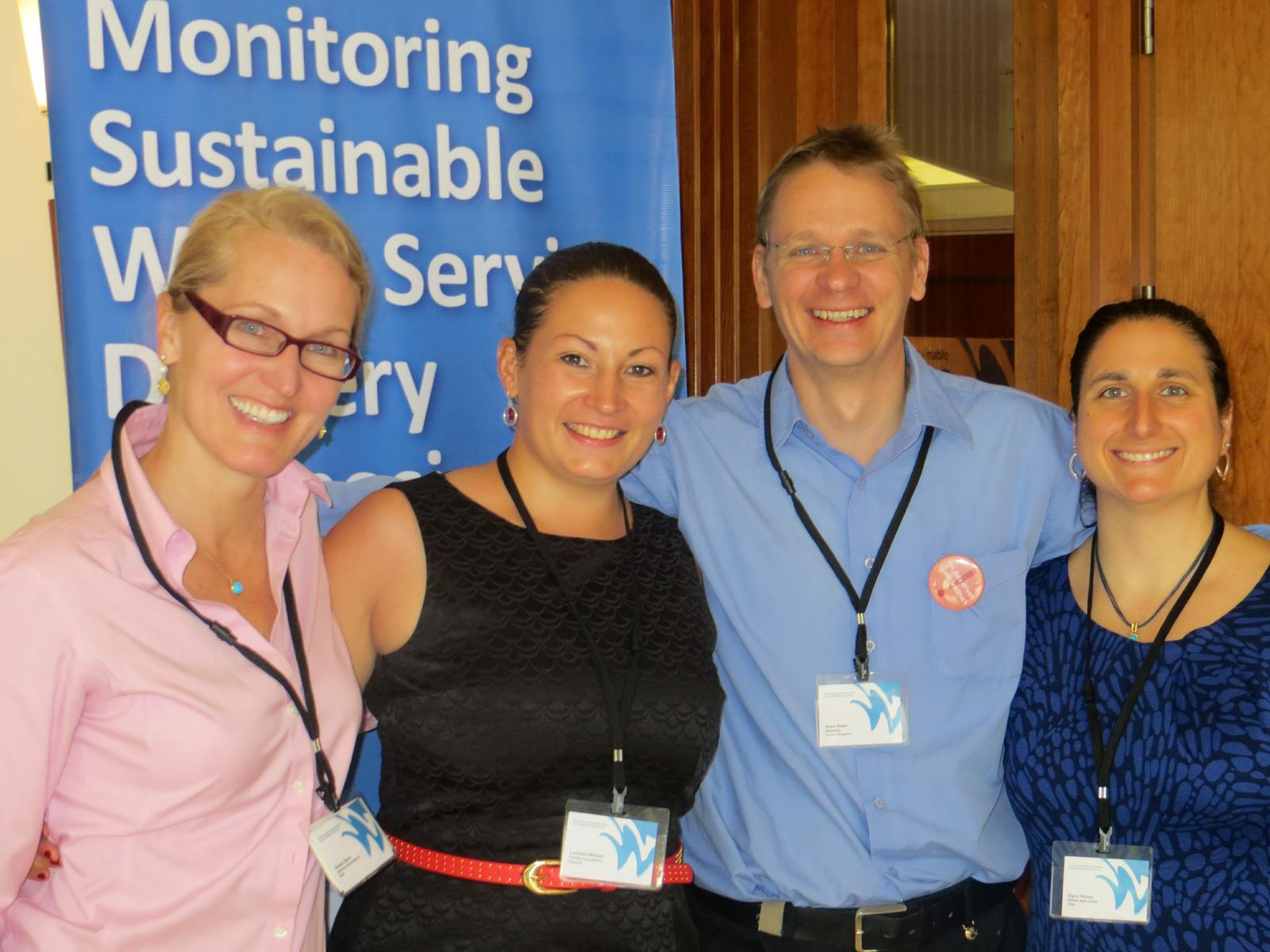Monitoring as the Key to Sustainable Development