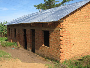 New Classrooms in Bushura, Kanungu