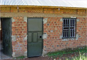 Doors and Windows for Nursery School Building in Kanungu