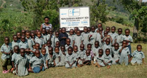Uniforms for Nursery Schools in Kanungu