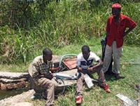 Replacement of Pumps in Katunguru-Rubirizi