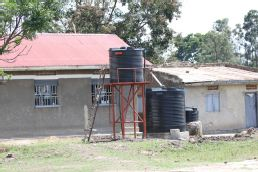 Extension of Water Supply to the School and Health Centre in Kisenyi