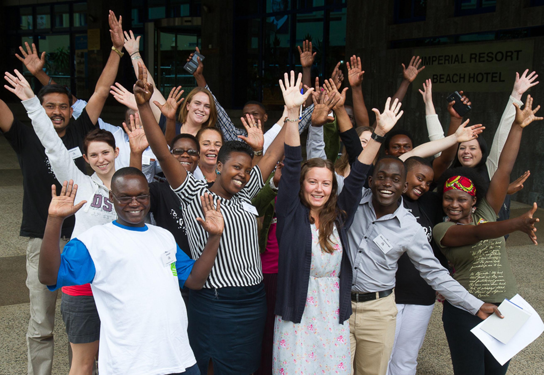 Participants Begin Fredskorpset (FK) Exchange