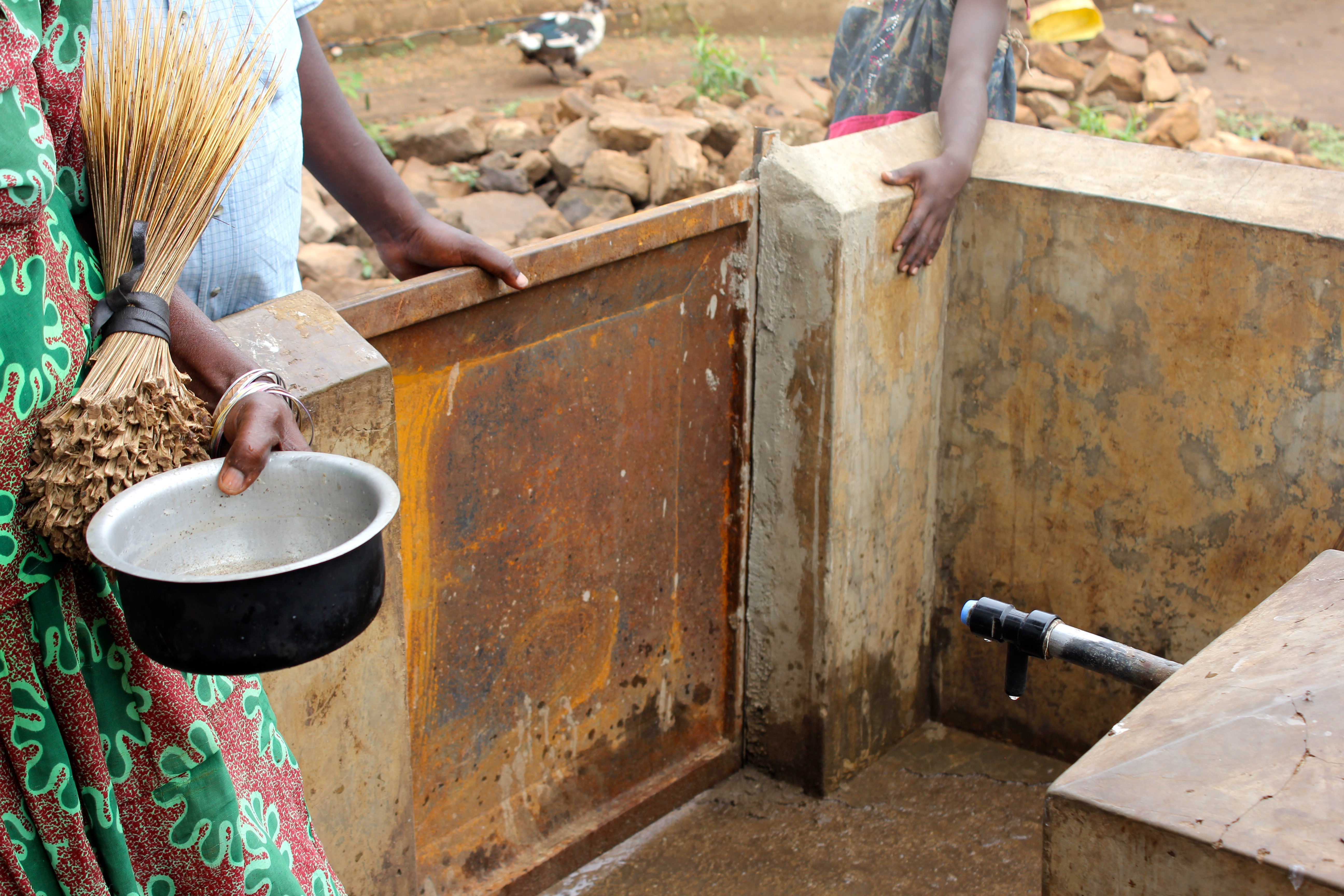 How invested community participation leads to greater water system sustainability