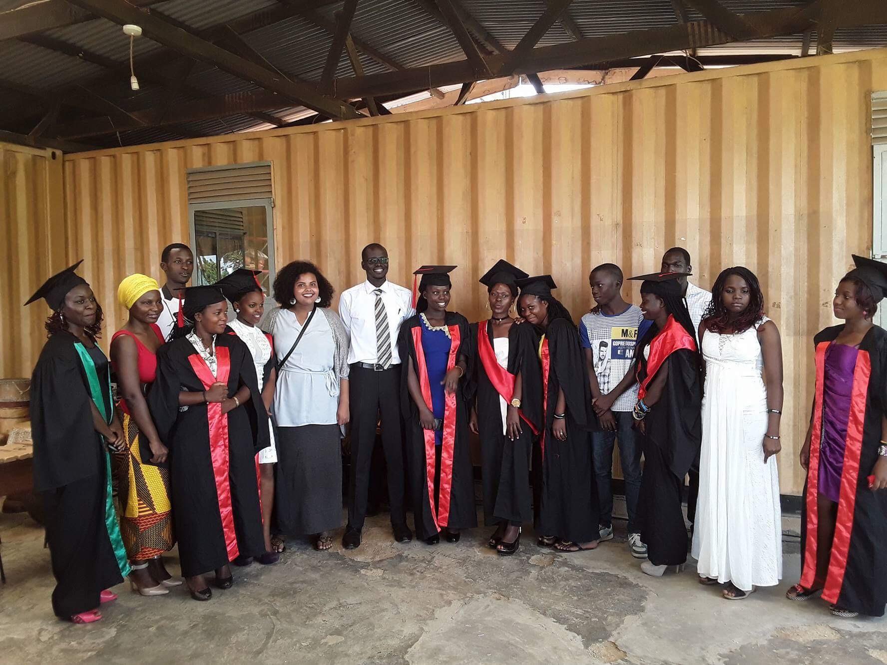 Graduation Festivities at Fontes Foundation