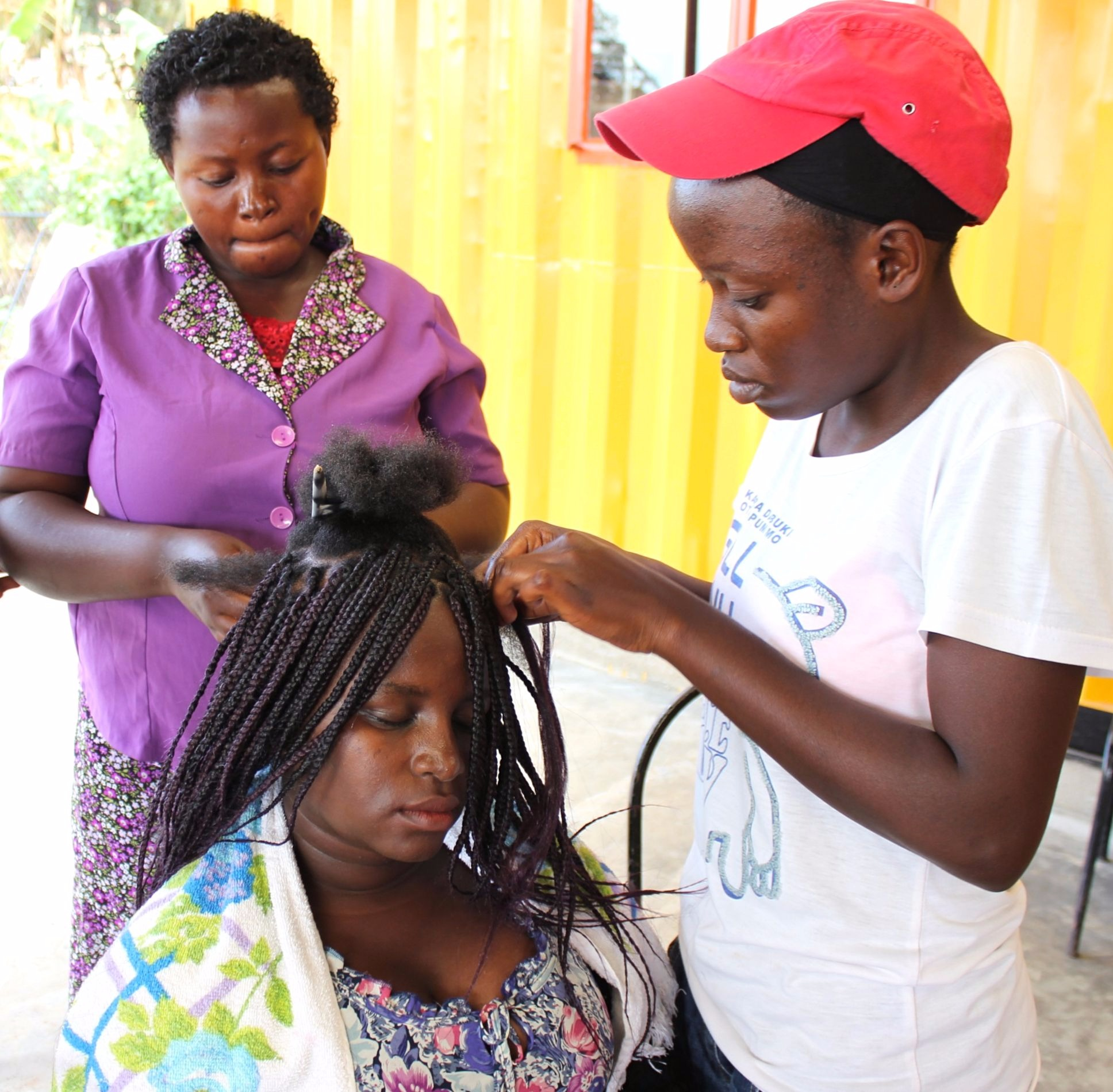 Hairdressing: A Booming Industry in Uganda